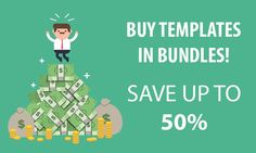 How to Save Up to 50% on TemplateMonster Themes?