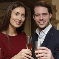 Príncipe Félix e princesa Claire à espera do primeiro filho