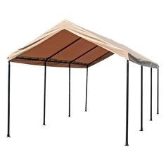 Sorara USA 10 x 20 ft. Outdoor Car Canopy - GC1020CB48BE