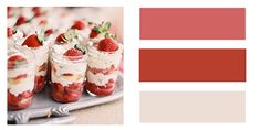 5 Wedding Color Palettes Inspired By Your Favorite Summer Treats