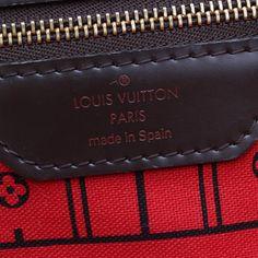 Louis-Vuitton-Neverfull-MM-Damier-Ebene-Shoulder-Bag-Tote-Bag 6 - Copy