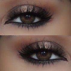 Bronzed Goddess! MUA: dangsonia created her look featuring her MakeupbyMandy24 Eyeshadow Palette.