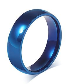 6MM Unisex High Polished Traditional Plated Plain Stainless Steel Promise Wedding Bands Ring Size US4-14, Gold/Silver/Blue Mealguet http://www.amazon.com/dp/B0169SNNIC/ref=cm_sw_r_pi_dp_u0mfwb0FSEXAD