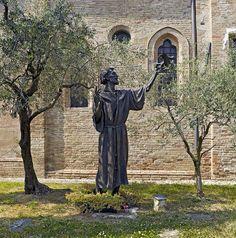 :Statuto di bronzo di San Francesco d'Assisi (Treviso)