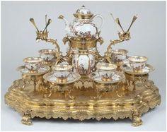 Aparelho de Chá / 1725.