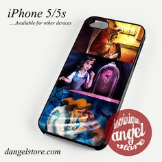 beauty and the beast story Phone case for iPhone 4/4s/5/5c/5s/6/6 plus