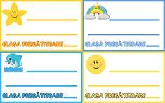 Ecusoane personalizate pentru clasa pregătitoare Places To Visit, Photoshop, School