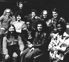 """Probably the tightest horn section in all of Rock and Roll! You're Still a Young Man Baby! It's a """"Tower of Power"""""""