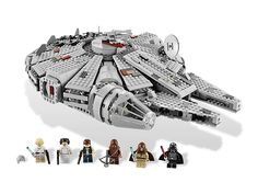 Escape from the grip of the Death Star in the iconic Millennium Falcon™!