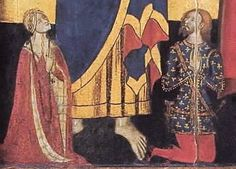 Altarpiece from the Castle of Santa Coloma de Queralt c 1365