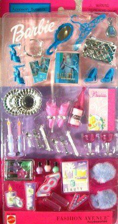 Barbie Accessory Pack 2015 New Barbie Accessories