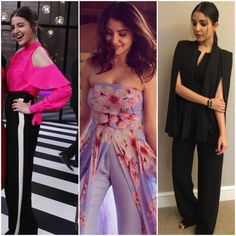 Pants Party: Anushka Sharma shows us how to nail party dressing without wearing a dress!