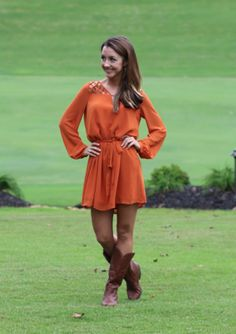 With a wide and varied selection of dresses, you'll find just what you are looking for. From casual to dressy, from muted to bright, we have it all! Marley Lily, Happy Fall Y'all, Orange Dress, Lawyer, Fashion Ideas, Autumn Fashion, That Look, Fall Winter, Dress Up