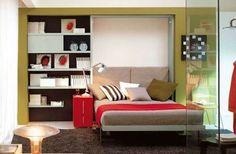 56 fantastiche immagini su Camera da letto piccola | Idee per la ...