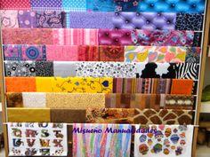 Parte de la colección de papeles Décopatch de Misueño Manualidades.  www.misuenyo.com / www.misuenyo.es
