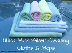 Chemical free cleaning is made easy with Ultra Microfiber Cloths and Mops. Check them out, enter to win some of your own & get a promo code to! Green Cleaning, Cleaning Cloths, Chemical Free Cleaning, Clean Microfiber, Keep It Cleaner, Clean House, Stocking Stuffers, Make It Simple, Free Coupons