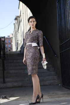 Caroline Kilkenny Franky Dress  @ Anastasia Boutique  http://www.anastasiashop.com/caroline-kilkenny-franky-dress/