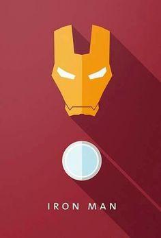 Flat Design e personagens da cultura pop nos pôsteres de Moritz Adam Schmitt Marvel Comics, Marvel Vs, Marvel Heroes, Iron Man Wallpaper, Marvel Wallpaper, Cartoon Wallpaper, Iron Man Cartoon, Hero Poster, Ironman