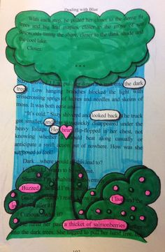 A THICKET by Stacia Leigh at Espial Design- Blackout Poetry from Dealing With Blue, a teen romance. Forms Of Poetry, Poetry Art, Poetry Quotes, Quotes Quotes, Red Dogwood, Poetry Activities, Found Poetry, Poetry Lessons, National Poetry Month