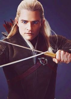 Legolas prince of Mirkwood