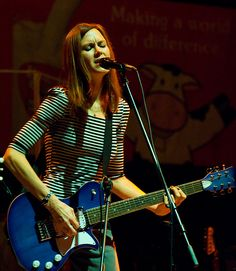 Juliana Hatfield.