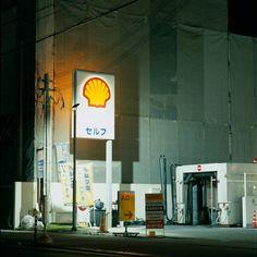 film-120:   shadow by Akira Asakura    Via Flickr: chatan, okinawa 北谷町