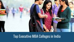 Executive MBA courses are progressively getting to be noticeably well known in India, in both part time or distance learning and online limits alike.