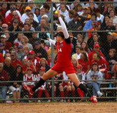 Monica Abbott, USA Softball. Pitcher.