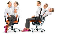 Sensationell ergonomisch   Sedus