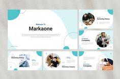 Markaone - Marketing Keynote Template