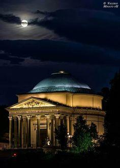 Chiesa della Gran Madre di Dio #Torino