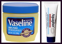 12 Unique Ways To Use Vaseline & Aquaphor For Beauty | i LOVEEEE aquaphor!