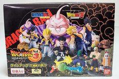 Set of 12 Dragon Ball Z Figure Collection Vol.3 Bandai w/BOX  JAPAN ANIME MANGA
