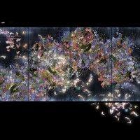 Flutter of Butterflies beyond Borders + Ever Blossoming Life Ⅱ – Dark