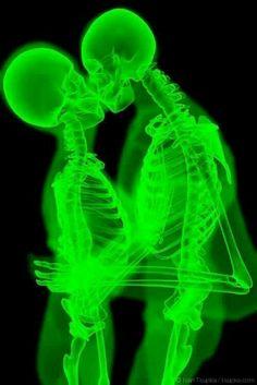 Green X-ray