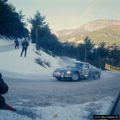 Renault Alpine :: rallye-magazin.de