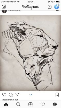 Lion's love… sketch this piece, do yourself … – – Tattoo Sketches & Tattoo Drawings Tattoo Sketches, Tattoo Drawings, Drawing Sketches, Cool Drawings, Lion Drawing, Animal Sketches, Animal Drawings, Pencil Drawings, Lion Sketch
