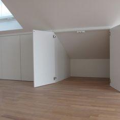 Bilderesultat for dachschräge schlafzimmer