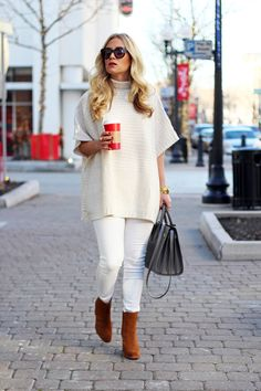 HOLIDAY STYLE // Winter White