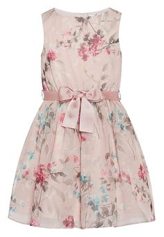 Next FLORAL - Blusenkleid - pink - Zalando.de