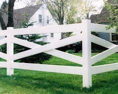 Criss Cross Pasture Fence