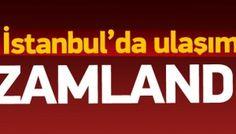 İstanbul'da ulaşım (İETT-ÖHO) ücretlerine zam