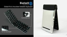 Flyshark Keyboard is a best carry-on keyboard. It is fashion and new in outer design. Aluminum alloy shell makes it strong and light, and very convenient to put in your pocket. The full size keyboard, scissors kick construction and originally connected key layout enable you to enjoy high input efficiency. Flyshark Keyboard connects your mobile phone and tablet PC easily for you to use at any leisure time.
