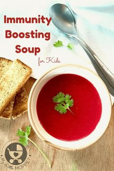 As the rains descend upon us, you can make sure that your kids stay nourished and free from illnesses with our super healthy Immunity Boosting Soup recipe.