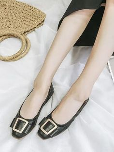 #Fall2021collection #Falloutfits #Fallcollection #FallWear #Autumnwear #fashionintrend #womenfashion #Expressyourself #autumncollection #auntumndress $88.00 $47.83 Fashion Flats, Look Fashion, Shoe Boots, Shoes Sandals, Badass Style, Slip On Pumps, Only Shoes, All About Shoes, Pinterest Fashion