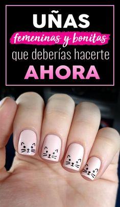Pretty Nail Art, Nails Inspiration, Nail Art Designs, Manicure, Makeup, Pretty Nails, Work Nails, Short Nail Manicure, Nail Manicure