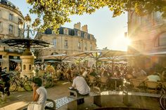 Capucins in Bordeaux, France  10 Neighborhoods To Add To Your 2016 Travel Bucket List