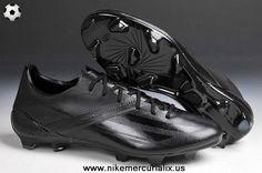 Adidas F50 AdiZero TRX FG (All Black)