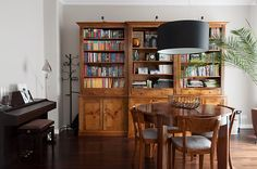 misior_biorn Home Office, Bookcase, Shelves, Interiors, Home Decor, Shelving, Decoration Home, Room Decor, Home Offices