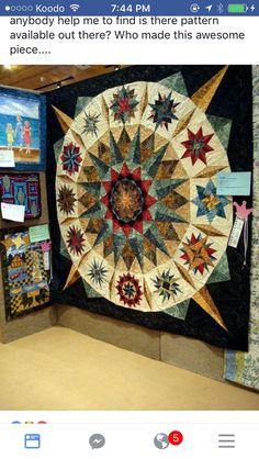 Edyta Sitar New Quilt Patterns | This quilt is a stunner! The ... : edyta sitar quilt patterns - Adamdwight.com